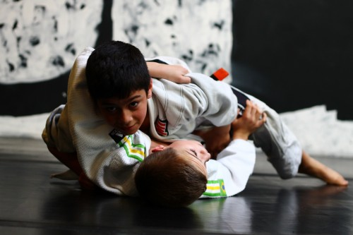 brazilian jiu jitsu junior