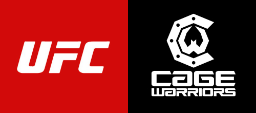 CSA kæmpere i UFC + Cage Warriors